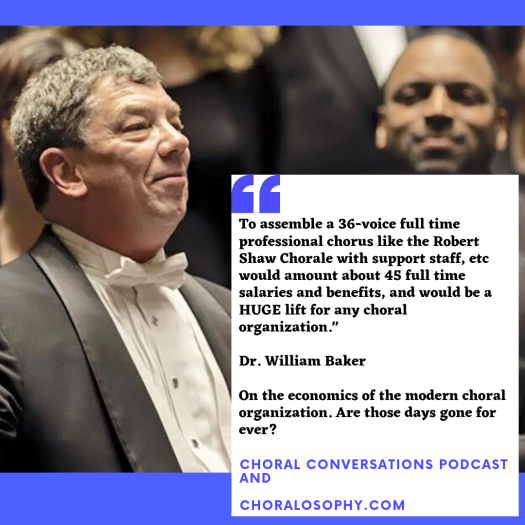 Episode 14: The Divide Between Pro and Amateur Choirs with
